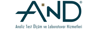 AND ANALİZ TEST ÖLÇÜM VE LABORATUVAR HİZ.TİC.A.Ş.