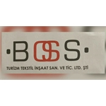 BOSS TURİZM TEKSTİL İNŞ SAN VE TİC LTD ŞTİ