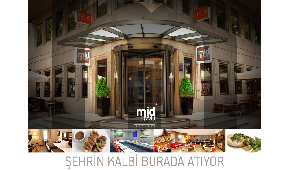 MİDTOWN HOTEL İSTANBUL Front Office Manager İş İlanı