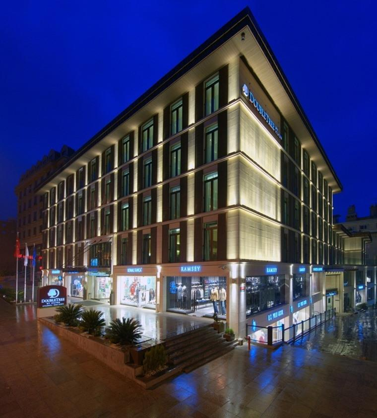 Doubletree by Hilton Istanbul Old Town Resepsiyonist İş İlanı
