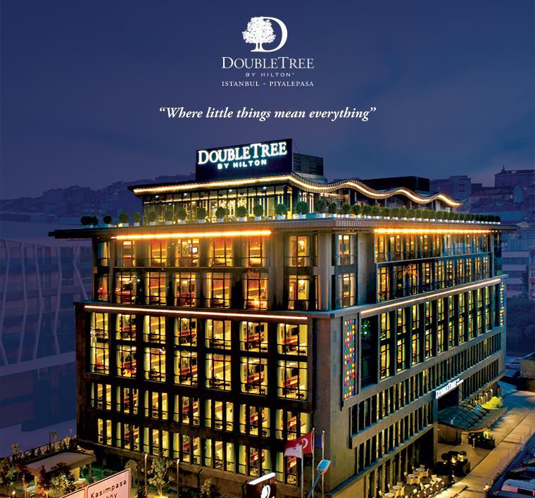 Double Tree by Hilton Piyalepaşa Travel Trade&Group Sales Executive İş İlanı
