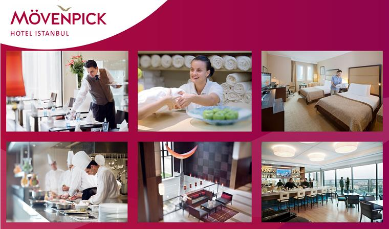 Mövenpick Hotels and Resorts Garson - Busboy - Busgirl İş İlanı