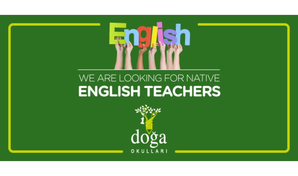 DOĞA KOLEJİ Native English Teacher İş İlanı