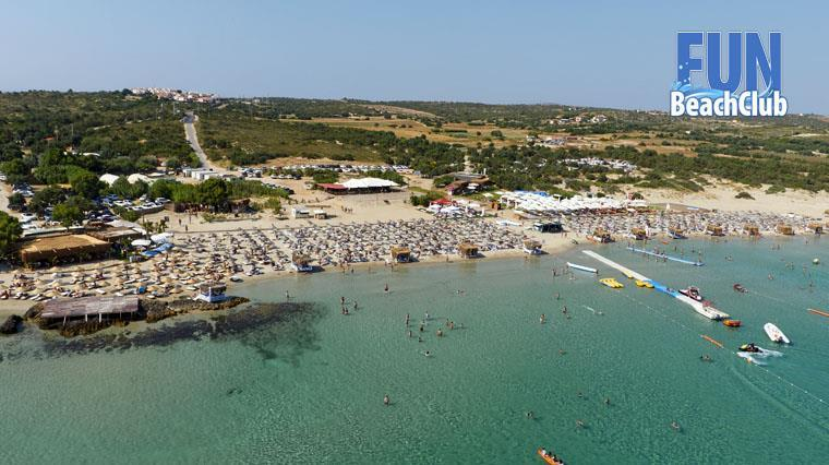Fun Beach Club Garson Ve Servis Elemanı Aranıyor İş İlanı İzmir
